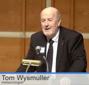 Thomas Wysmuller at Schiller Institute Conference, April 7, 2016, NYC